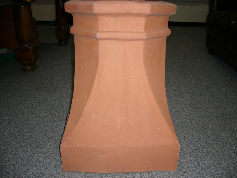 Clay Chimney Pot Gallery Macmillan Slaters Amp Tilers 1974