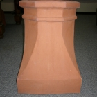 CP30L HALIFAX please refer to gas/wood large clay chimney pot page