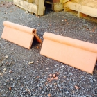 BullNose Ridge steep pitch length = 450mm $28.6 each + GST 131 in stock
