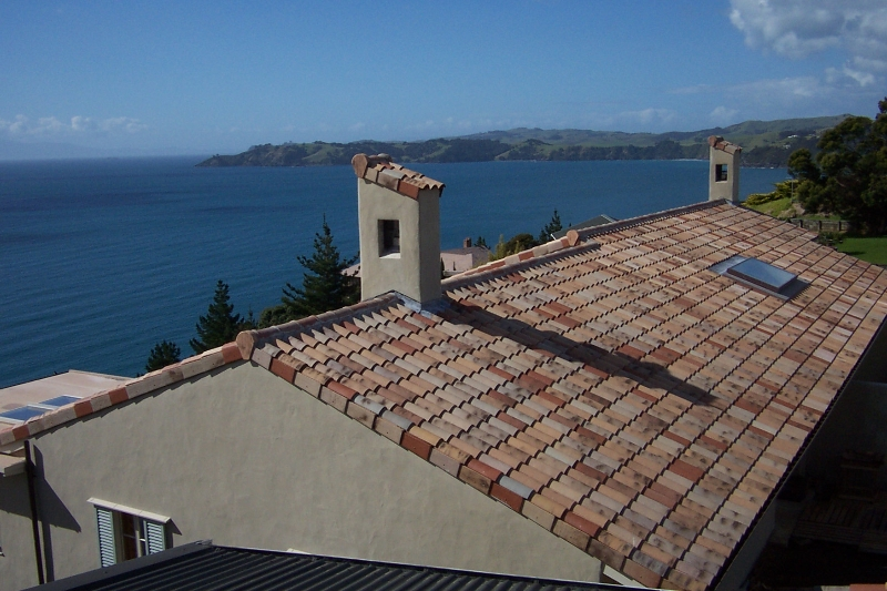 Clay Tile Roof NZ Macmillan Slaters Tilers Est1974