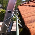 Gutter Protector for Ladder