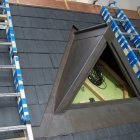 Lead dormer vent (St Patricks Cathedral)  35Kg lead