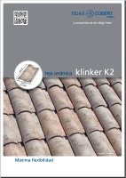 Ficha Klinker K2 clay roof tiles [ 2.09 KB PDF]